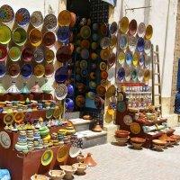 Марокканская глиняная посуда. :: Светлана marokkanka