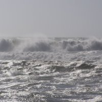 Бушующий океан. Марокко. :: Светлана marokkanka