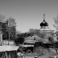 Зимняя провинция... :: марк