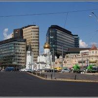 Моя Москва. Затерялся... :: Михаил Розенберг