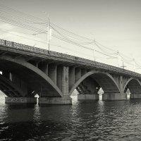 Вогрэсовский мост :: Лариса