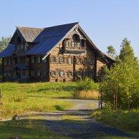 Дом зажиточного господина :: Андрей Черемисов