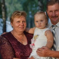 Семейный портрет :: Alexander Moshkin