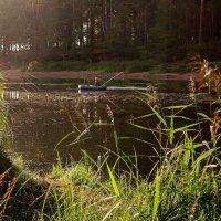 Рыбак. :: Валерий Молоток