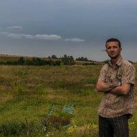 Портрет перед грозой :: Игорь Кизюн