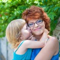 Мама, я люблю тебя! :: Кристина Волкова(Загальцева)