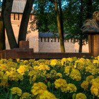 Вечер в парке :: Олег Козлов