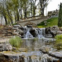 Водопадик :: Сергей S.Tulpan