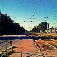 Ждём трамвай... :: Света Кондрашова