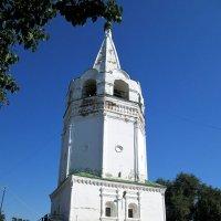 Шатровая колокольня... :: Тамара (st.tamara)