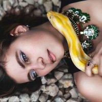 Блаженство. :: Victoria Luneva