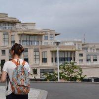 прогулка на острове Русском :: Лера Пхенда