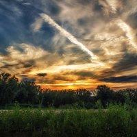 Пьяное небо... :: Александр Афромеев