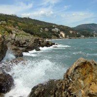 Крым... немножко штормит. :: BEk-AS 62