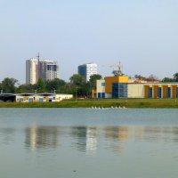 Озеро Средний Кабан :: Наиля
