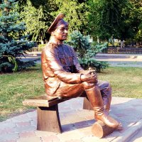 Новочеркасский казачок :: Владимир Болдырев