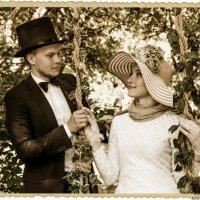 ретро свадьба :: Юлия Лемехова