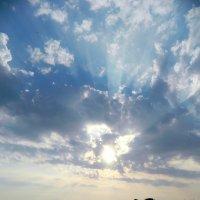 Чудесное небо :: Ольга Исакова