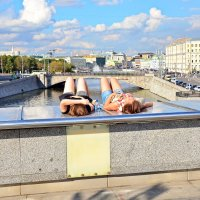 Летний вечер ... :: Kirill
