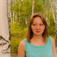 В лесу :: Андрей Зотиков