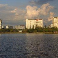 Летний вечер на пруду IMG_4701 :: Андрей Лукьянов
