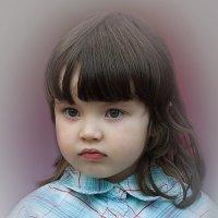 Детский портрет 3 :: Владимир