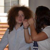 Вот это причёска :: Savayr