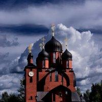 Церковь Аркистратига Михаила :: ник. петрович земцов