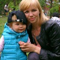 Мама и доча :: Евгений Ермолаев