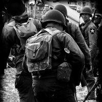 Американский солдат (На войне как на войне) :: Ale-X-andr Осауленко