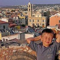 Где то в Греции :: Григорий Кучушев