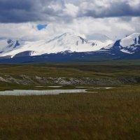 О, эти горы :: Кристина Воробьева