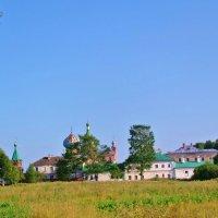 Мужской монастырь. :: Томчик Подольская