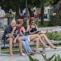 отдыхаем :: Алексей Ярошенко