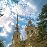 ох эти великие соборы северной столицы :: Андрей Ракита