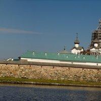 Соловецкий монастырь. :: Яков Реймер