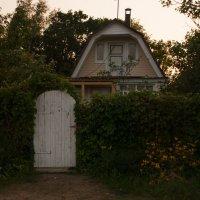Старый дом... :: ILANA Gvozdievskaya