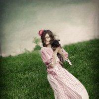 На ветру... :: Victoria Luneva