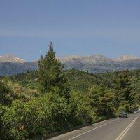 крит .путь на юг через горы :: юрий макаров