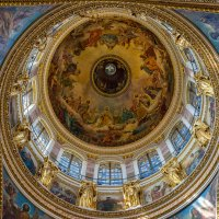 Купол Исаакиевского Собора :: Александр Кислицын
