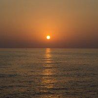 солнца закат :: Сергей Анисимов