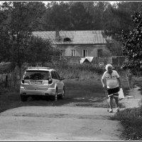 Пробежка по Солнечногорску. :: Михаил Розенберг