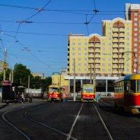 Трамвайное Депо :: Сергей Черепанов