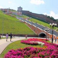 Нижний Новгород.Чкаловская лестница :: Юлия Гладких