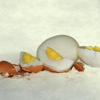 про яйцо... :: Lena