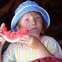 Вкуснятина августа :: Вера Шамраева
