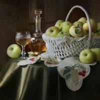 Яблочный Спас. :: lady-viola2014 -