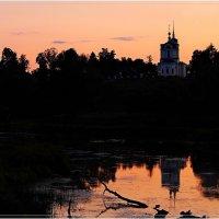 Поздний вечер :: Андрей Куприянов