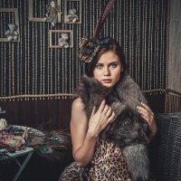 Завтрак Леди... :: Митя Шишкин