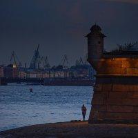 И где-то виден порт... :: Елизавета Вавилова